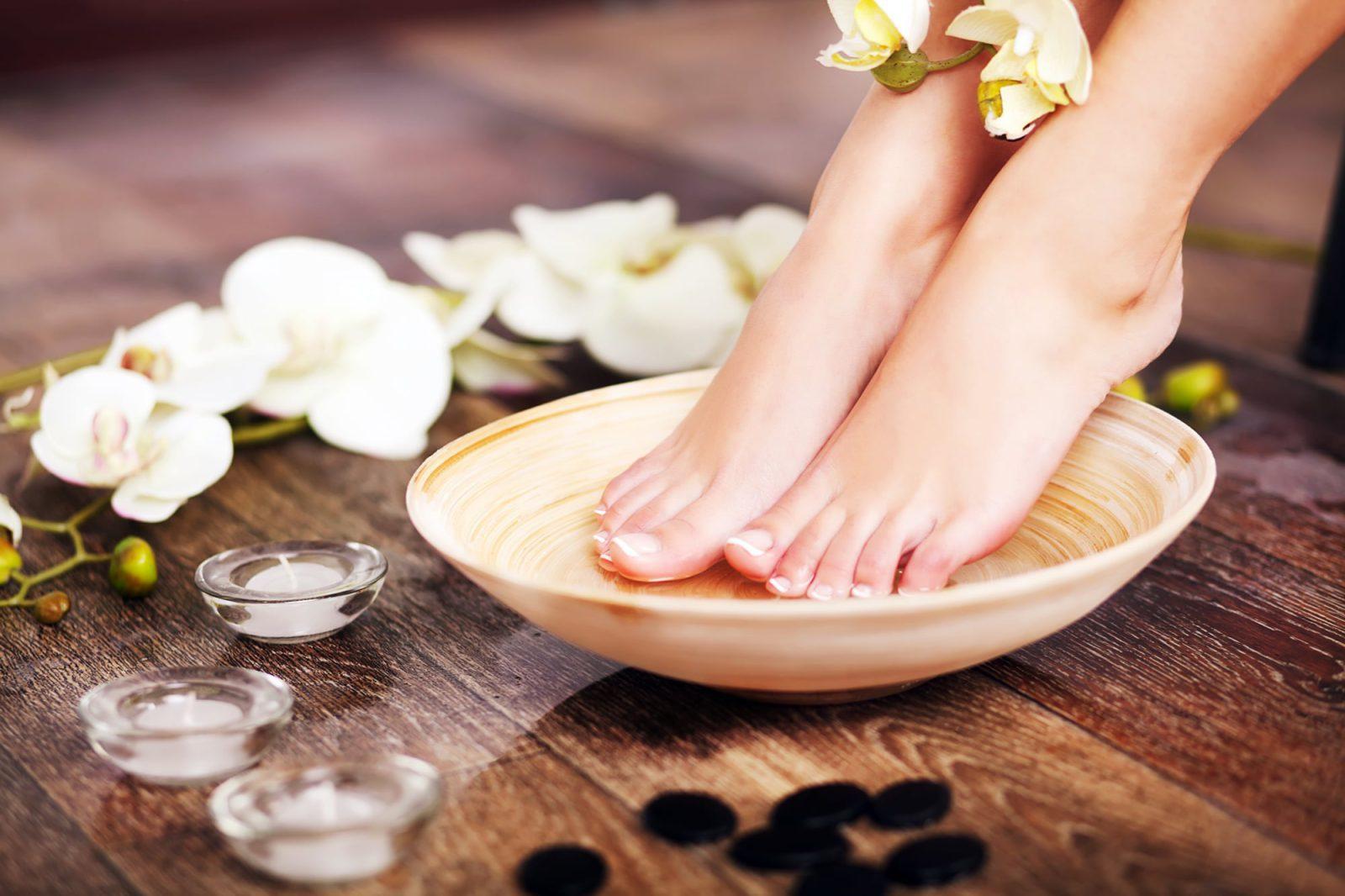 עור יבש ברגליים, טיפול בעור יבש ברגליים יובש ברגליים