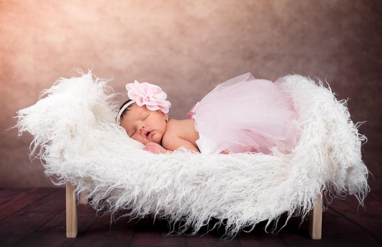 קושי בשינה אצל תינוקות