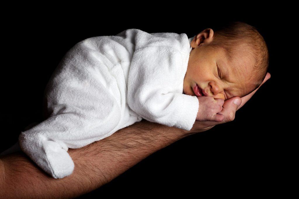 קשה לתינוק להירדם