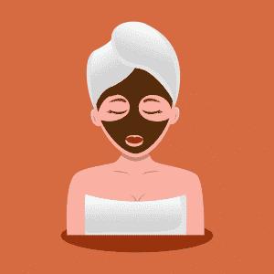 מסכה לפנים קולגן, מסכת פנים קולגן , גמישות העור ומיצוק העור
